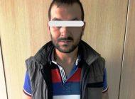 Aranan iş yeri hırsızı tutuklandı