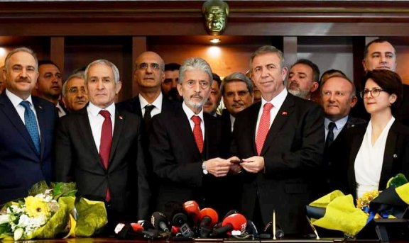 Ankara'da Mansur Yavaş dönemi