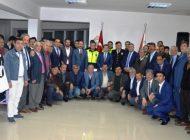 Çubuk Türk polisini yalnız bırakmadı