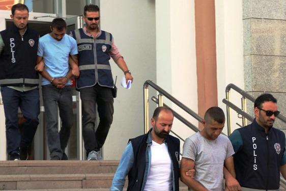Çubuk'ta Hırsızlıktan 3 Kişi Tutuklandı