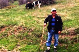 Çubuk'ta dağda bir kişi ölü bulundu