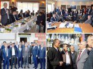 Başkan Mansur Yavaş'tan Çubuk'a ziyaret