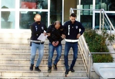 Çubuk Polisi hırsızı suçüstü yakaladı
