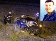 Otomobiller Çarpıştı 1 ölü, 4 yaralı