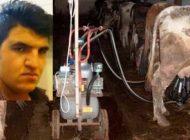 Elektrik akımına kapılan genç, öldü