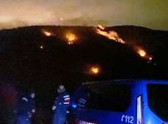 Önce Karagöl şimdide Aydos Dağı ormanları yandı
