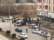 Otomobil devrildi 7 kişi yaralandı