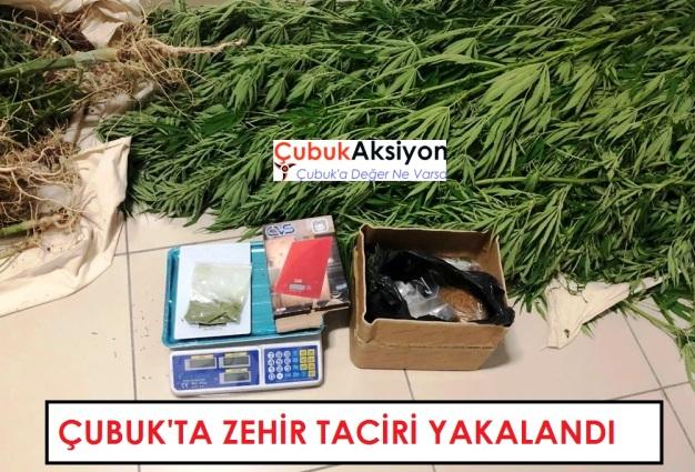 Dikkat! Uyuşturucu madde uyarısı