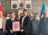 Terör Mağdurları Derneğinden Ülkü Ocaklarına destek